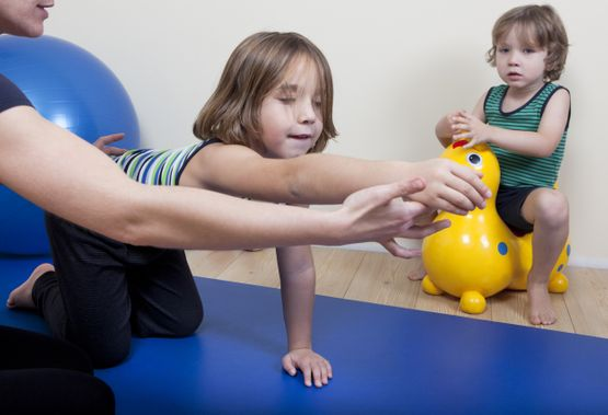Kinder - Physiotherapie Nyffeler